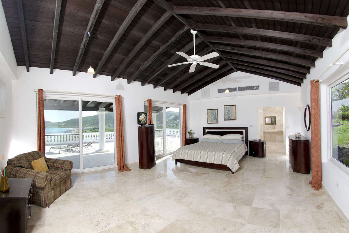 Windsong Villa on St. Martin