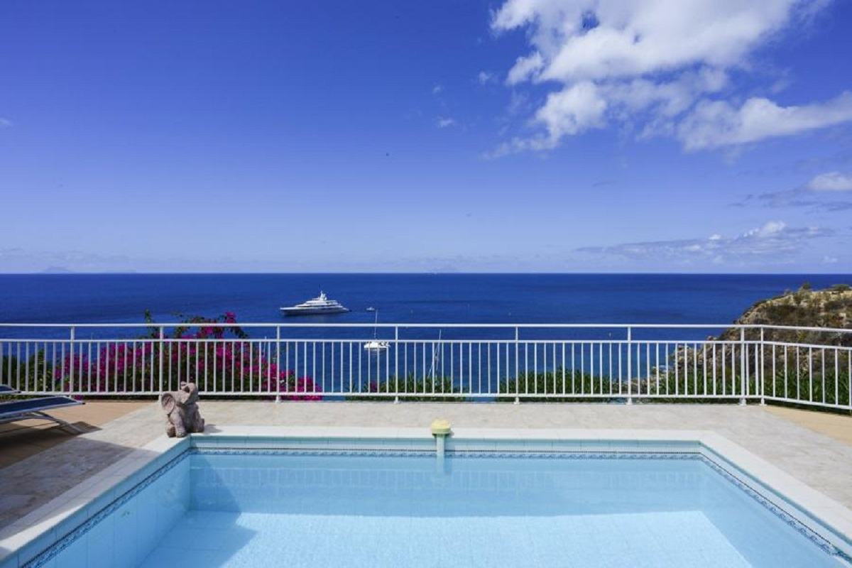 Grand Galet Villa on St. Barts