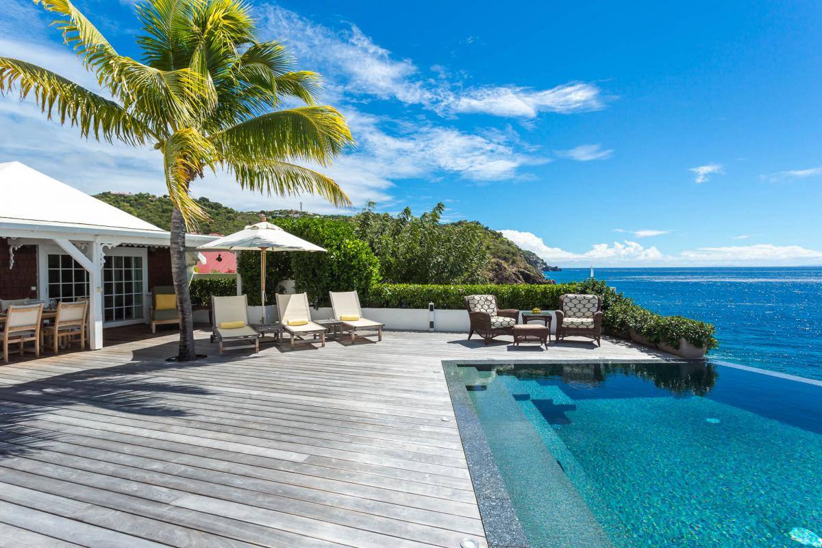 Harbor Crest House on St. Barts