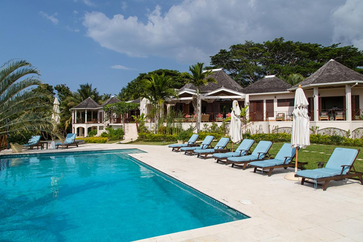 Sugar Hill at Tryall Club, Jamaica villa