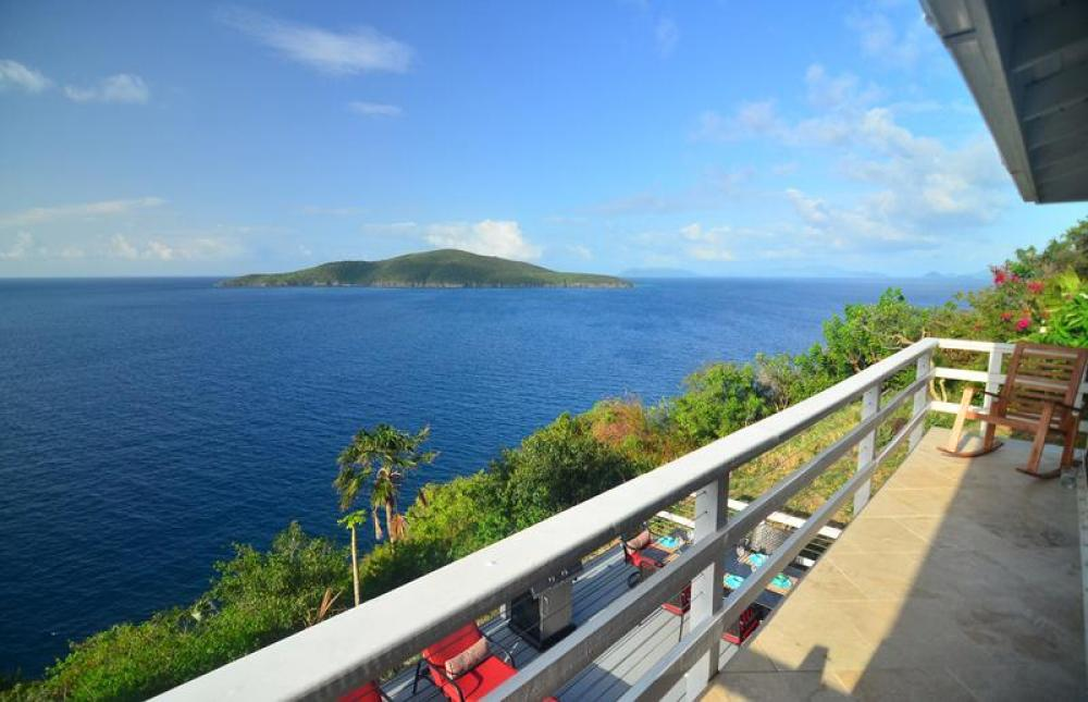 Ocean Haven Villa  on St. Thomas, USVI
