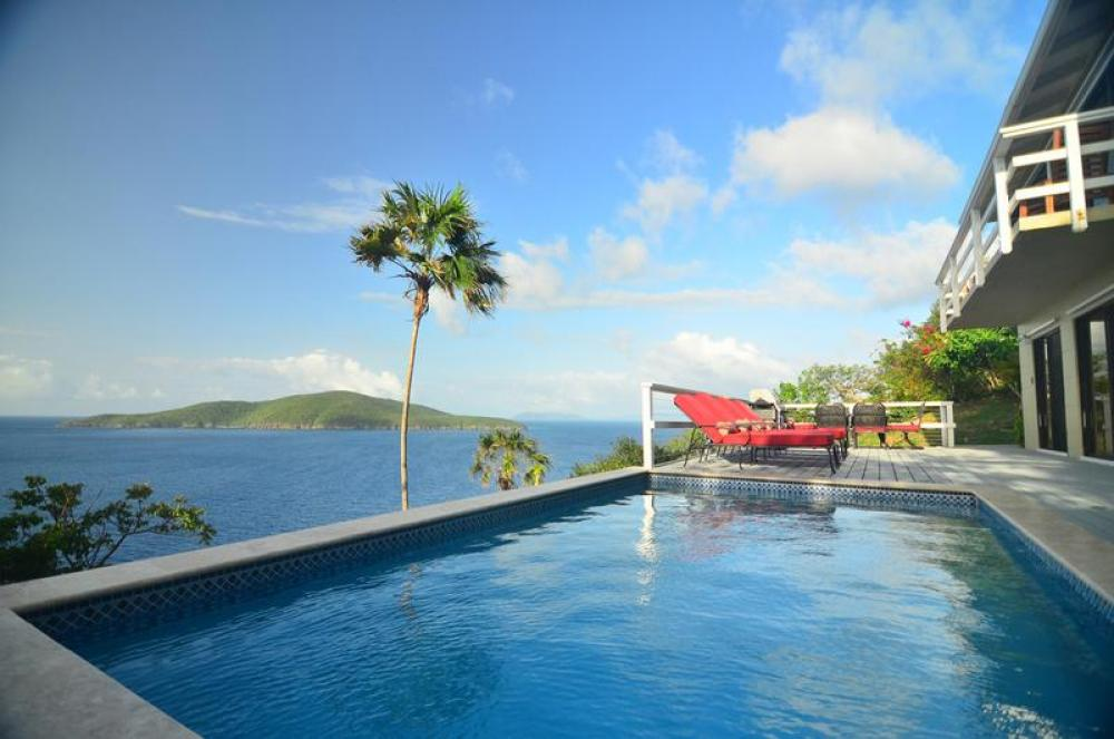 Ocean Haven Villa , St. Thomas, USVI villa