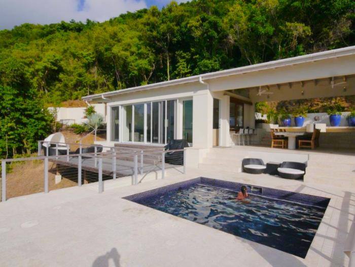 Lune Villa on Tortola, BVI