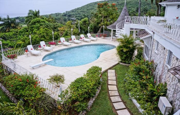 Round House Villa at Tryall Club on Jamaica