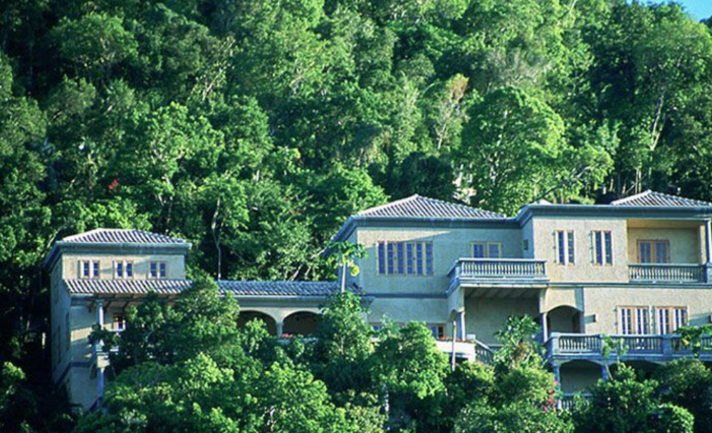 Photo of Mermaid Falls Villa, St. John