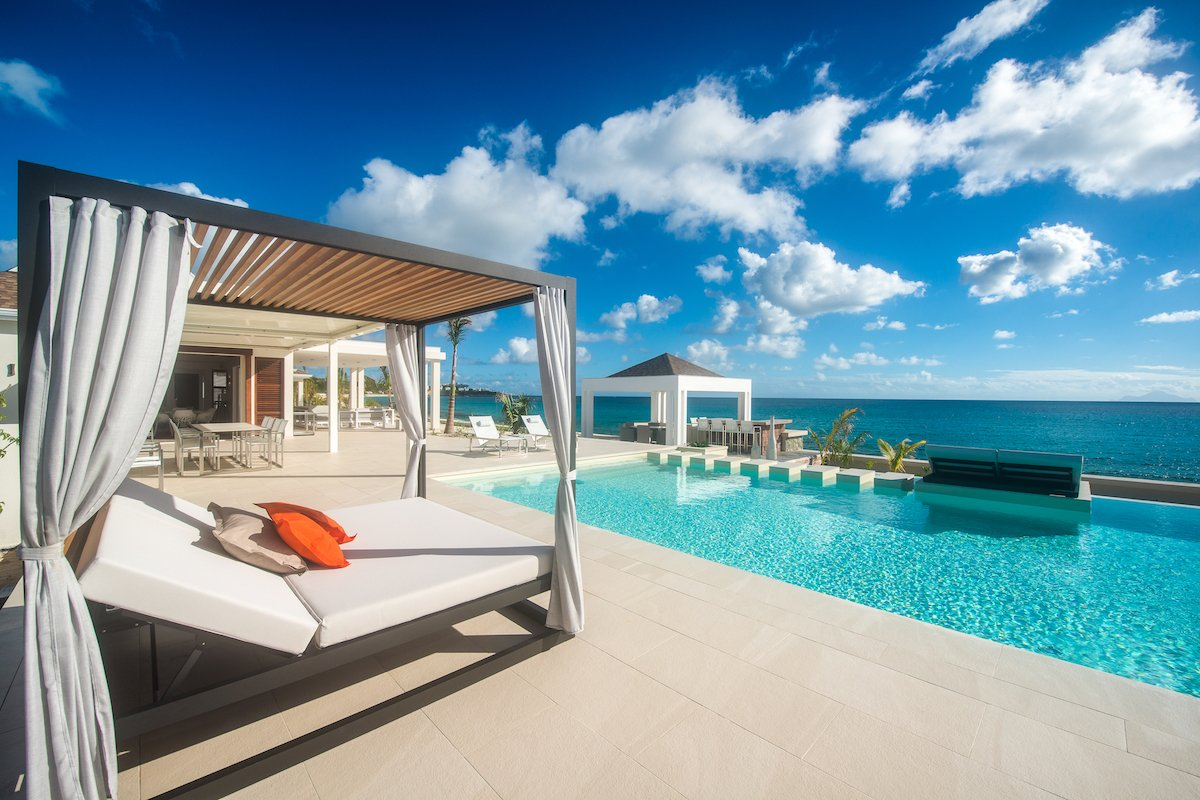 Turtle Nest Villa on St. Martin