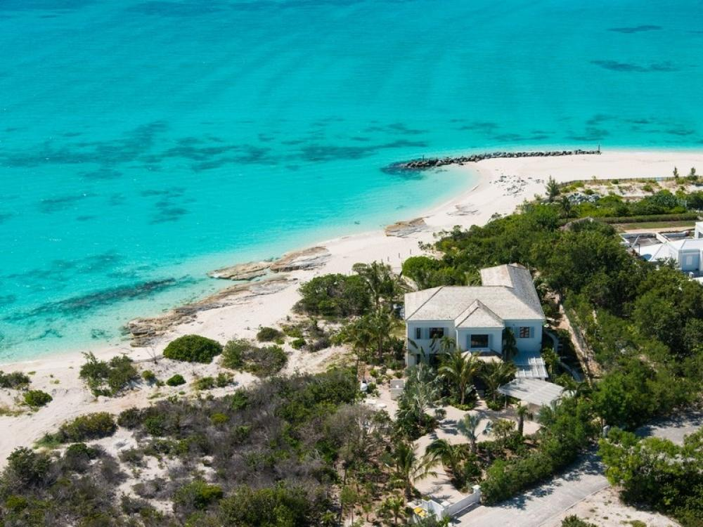 Saving Grace Villa on Turks and Caicos