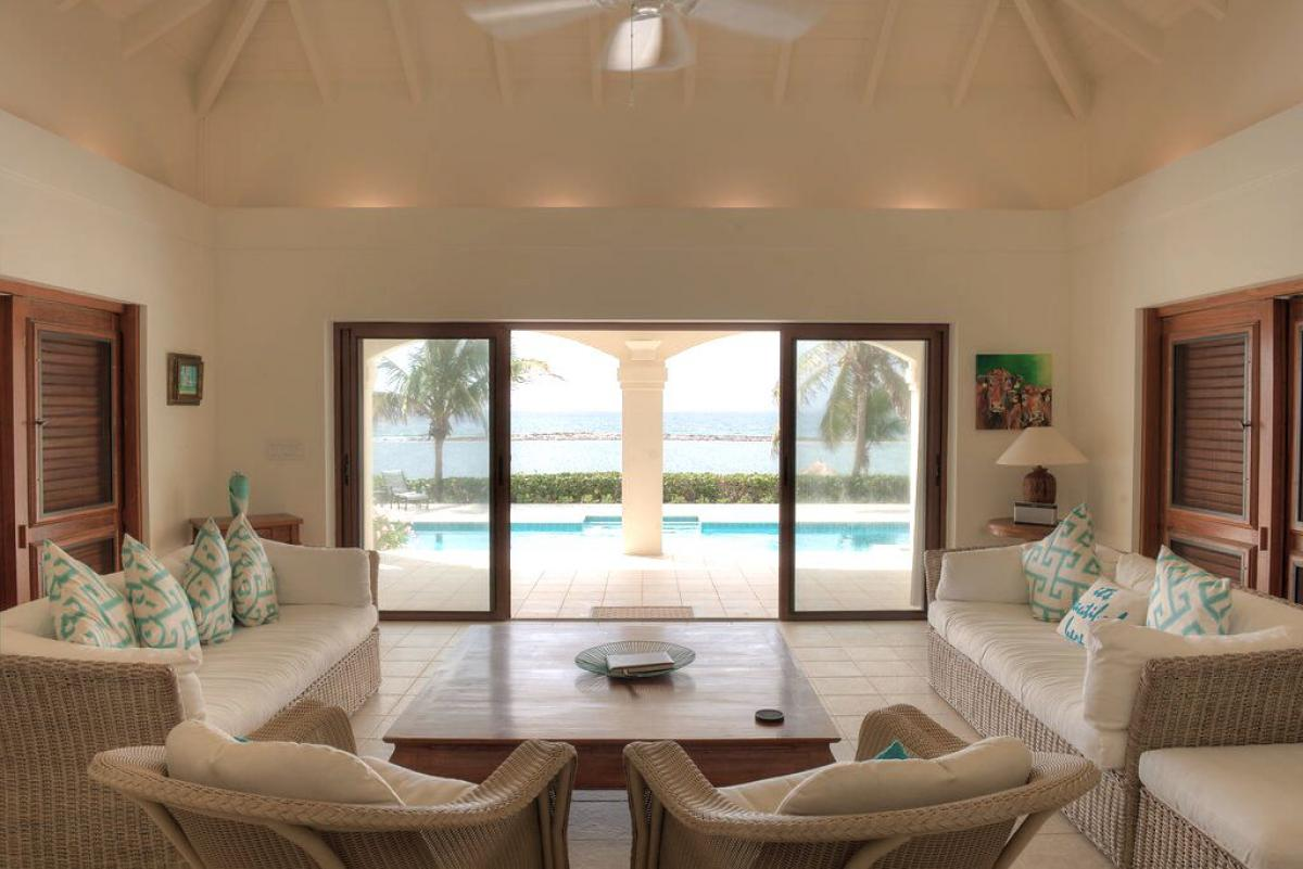 Sea Winds Villa on Anguilla