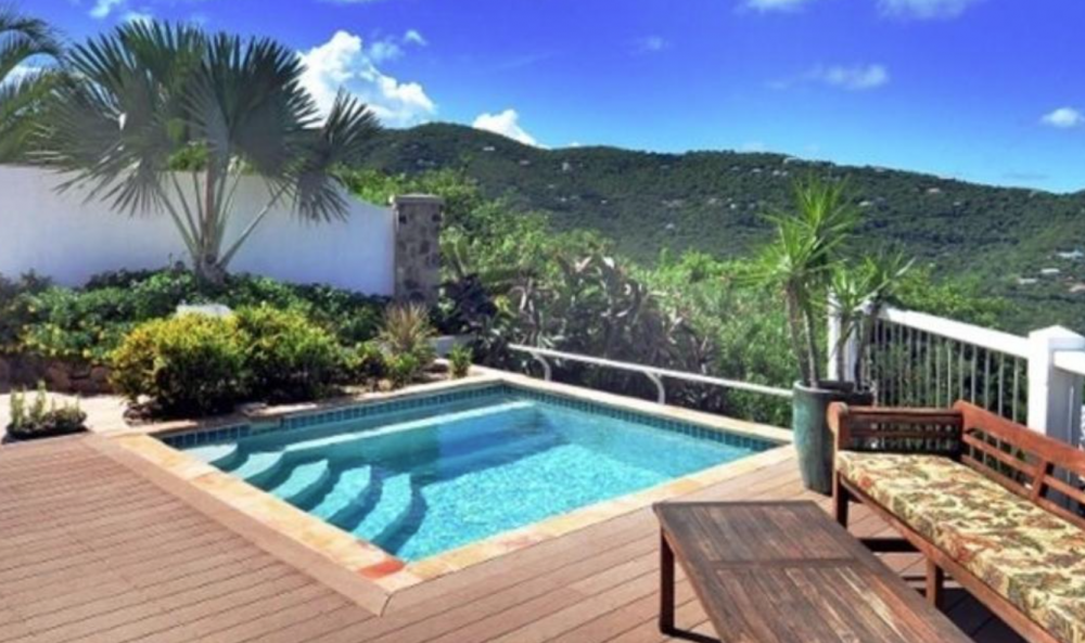Island Dreams Villa on St. John