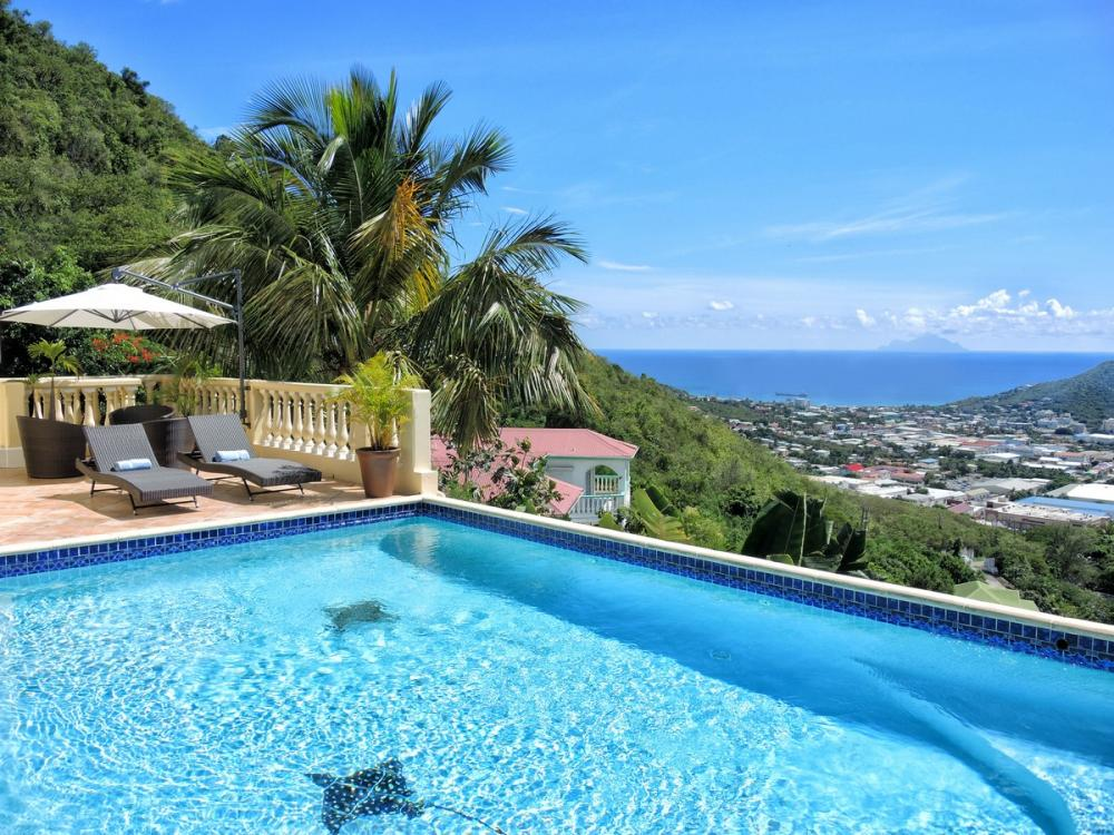 Vista Villa  on St. Martin
