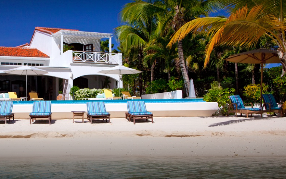 Sandy Cove Villa on Antigua