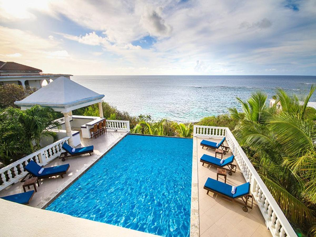 Seaside Villa 3 on Anguilla
