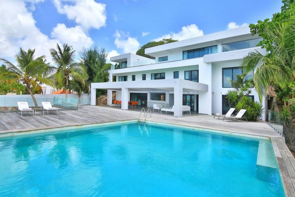 The Reef Villa on St. Martin