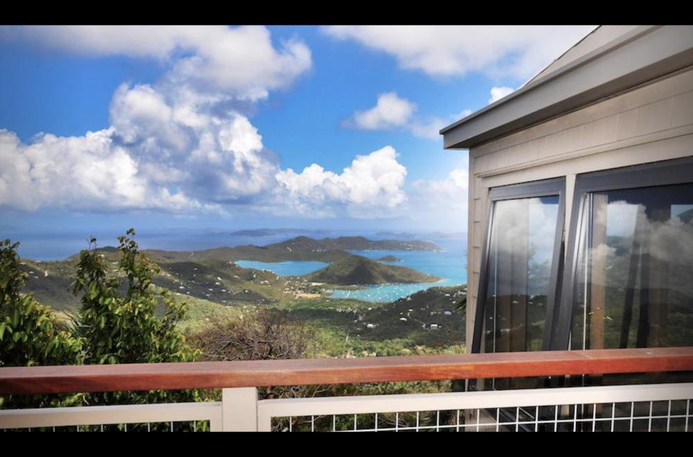Ananda Villa on St. John