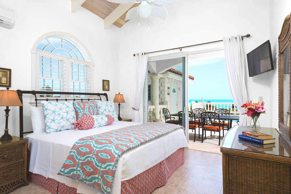 Sandy Beaches Villa on Turks and Caicos
