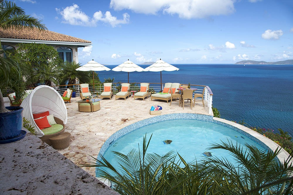Photo of Cliff House Villa, St. John