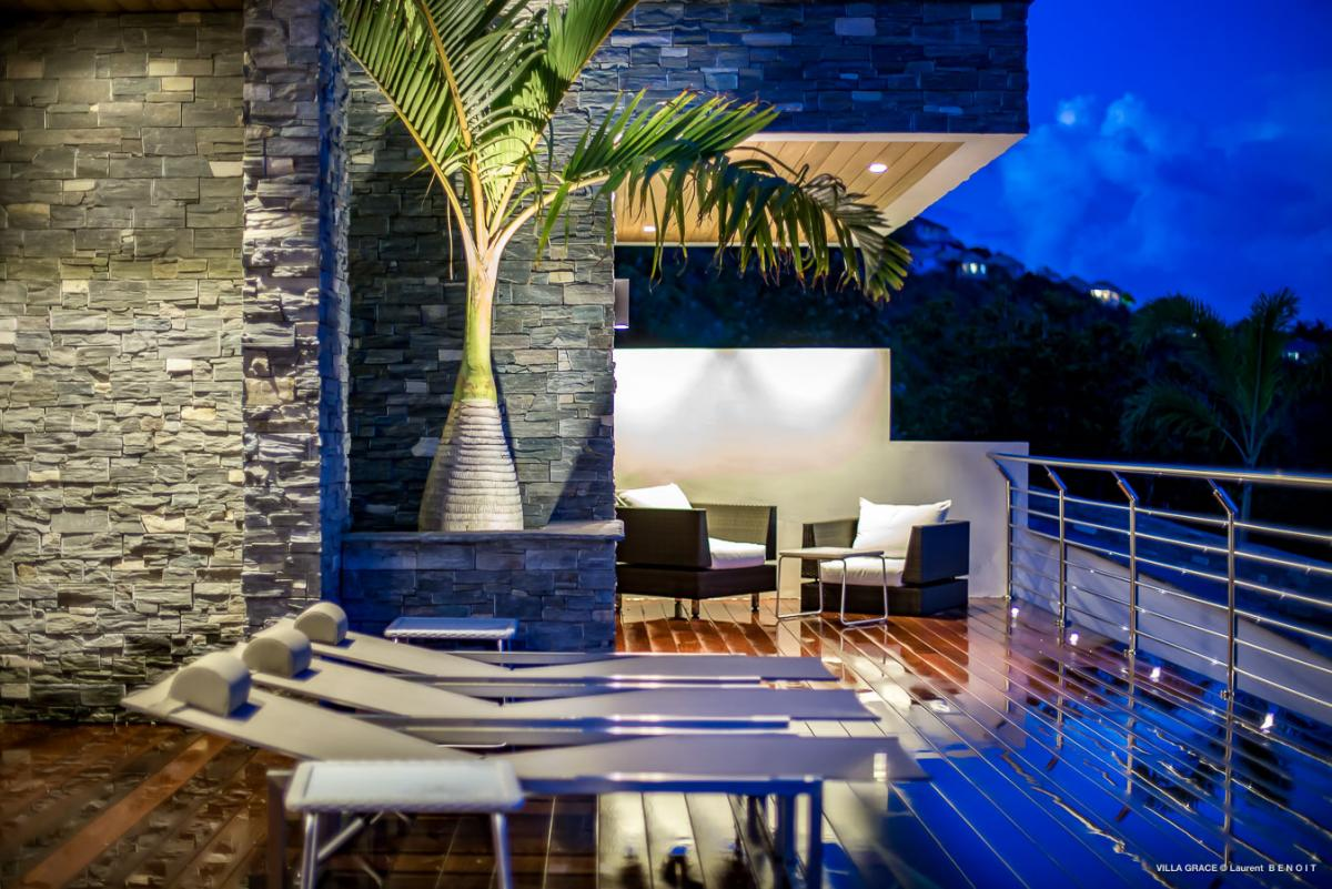 Grace Villa on St. Barts