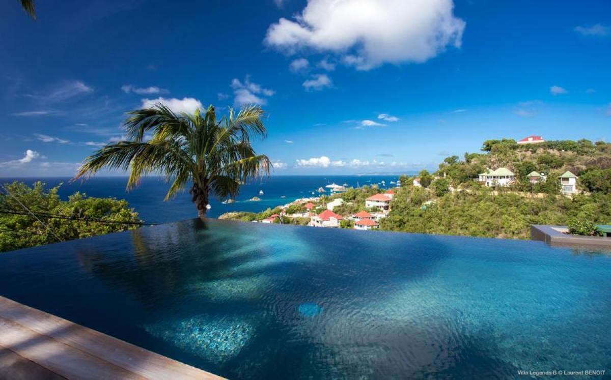 Legends B Villa on St. Barts