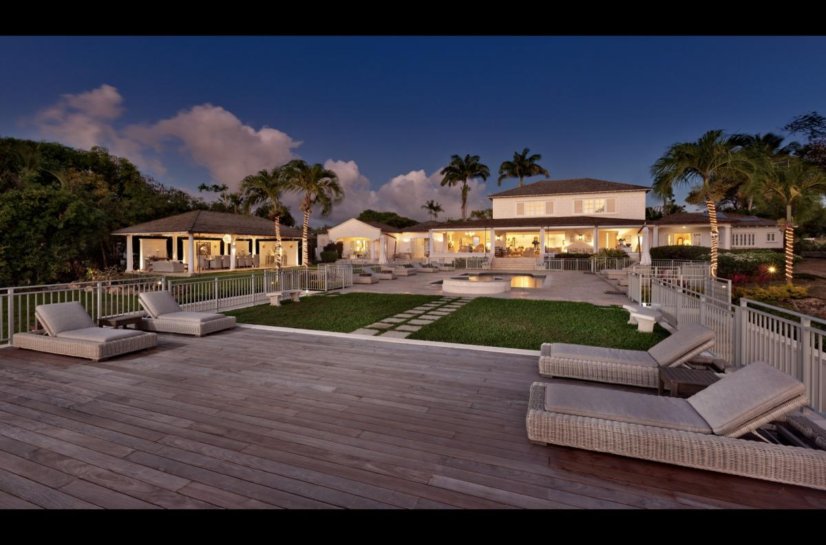 High Breeze Villa on Barbados