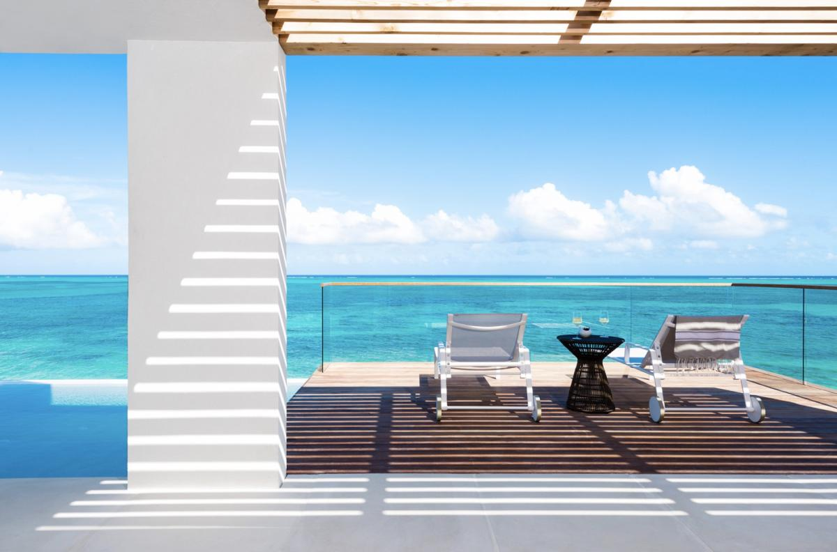 Beach Enclave Beach Front Villas on Turks and Caicos