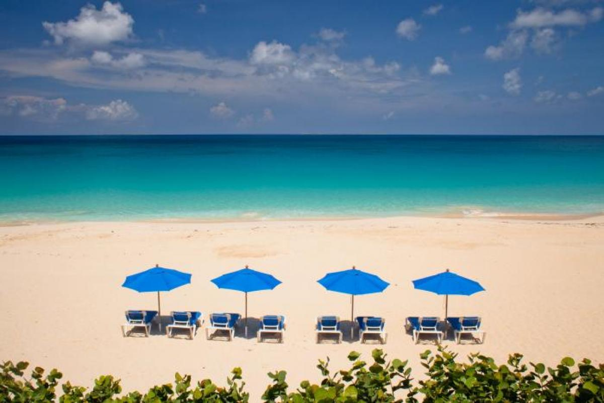 Meads Bay Beachfront on Anguilla