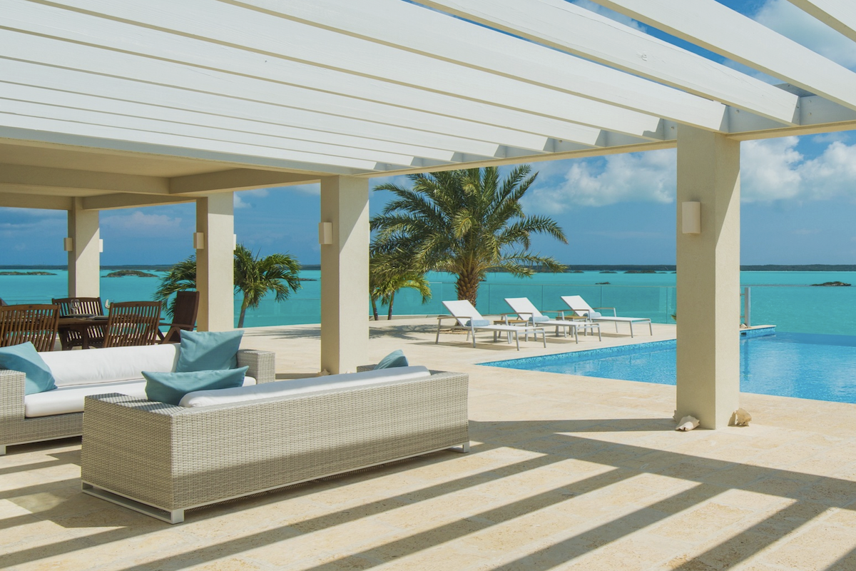Capri Turks And Caicos Villa Rental Wheretostay
