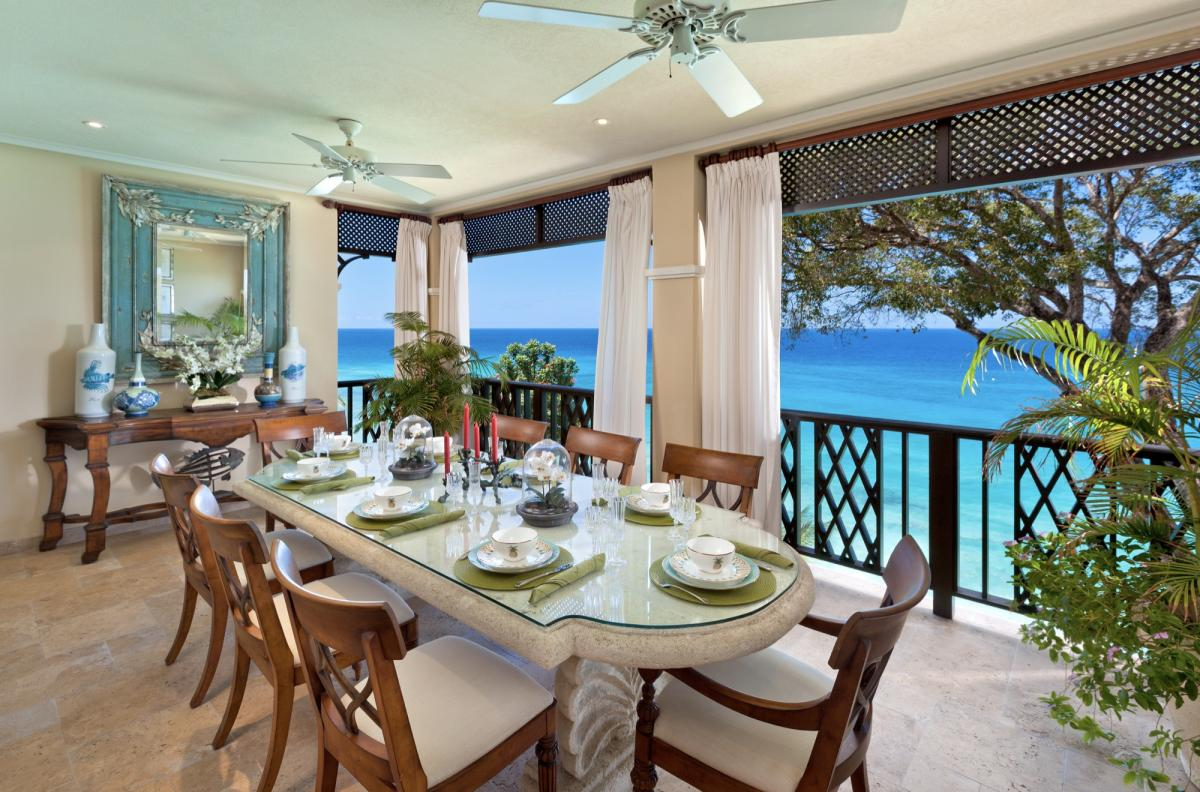 Sandy Cove #402 Penthouse on Barbados